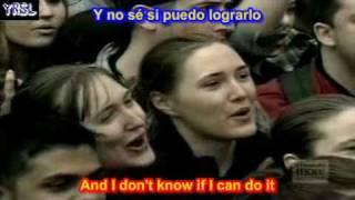 R.E.M. Losing my religion ( SUBTITULADO EN ESPAÑOL & INGLES LYRICS SUB LETRAS )