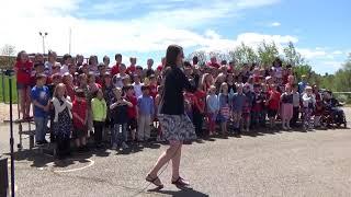 2nd Grade Memorial Day Program 2019