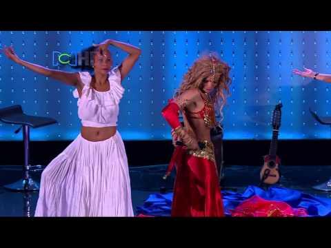 Colombia Tiene Talento 2013 Shakiro Imitación