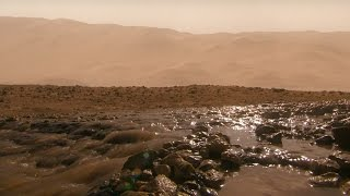 Looking For Ancient Martian Lakes
