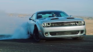 Challenger SRT Hellcat Redeye (2019) The Most Powerful Muscle Car