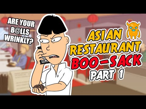 Xxx Mp4 Epic Asian Restaurant PRANK Boo Sack Part 1 Ownage Pranks 3gp Sex