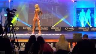 Stacey Louise Bikini Round @ the ANB Asia Pacific Fitness Model Championships