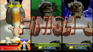 (Arcade) The Bishi Bashi - Full playthrough