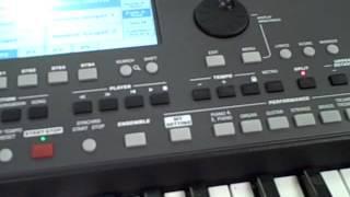 korg PA600 Demo