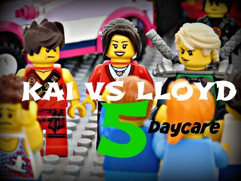 LEGO Kai vs Lloyd 5