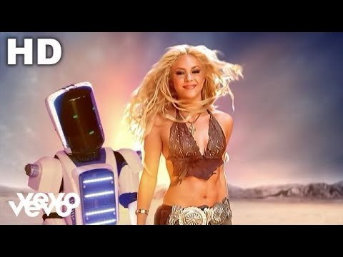 Xxx Mp4 Shakira Whenever Wherever Official Music Video 3gp Sex