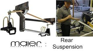 Rear Suspension - Maier Racing