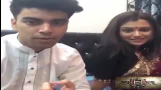 Salman Muqtadir- Sabila Nur Finally Got Married-React HR