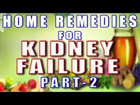 Home Remedies for Kidney Failure Part-2 II ख़राब गुर्दे का इलाज - घरेलू नुस्खों के साथ -  भाग-2 II