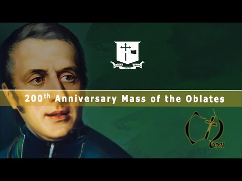 Xxx Mp4 200th Anniversary Mass Of The Oblates 3gp Sex