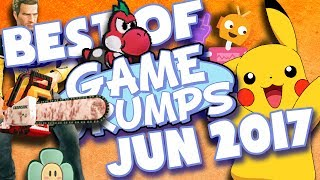 BEST OF Game Grumps - June 2017