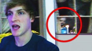 Top 5 Youtubers WHO CAUGHT GHOSTS ON VIDEO! (Logan Paul, OmarGoshTV & More)