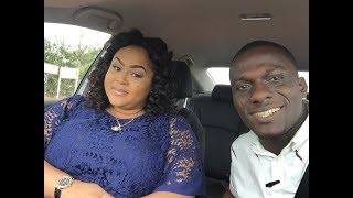 Vivian Jill Lawrence On Celebrity Ride With Zionfelix