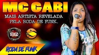 MC Gabi :: Lançando várias musicas ao vivo na Roda de Funk :: Especial