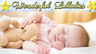 Hush Little Baby ♥♥♥ 1 Hour Super Relaxing and Soothing Baby Bedtime Lullaby ♫♫♫ Sweet Dreams Music