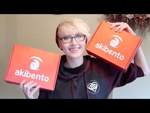 ~* Sept & Oct Akibento Unboxing! // DOUBLE UNBOXING*~