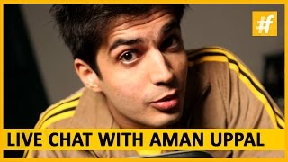 Dear Dad 2016 Movie   Live Chat with Aman Uppal on #fame
