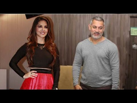 Aamir Khan supported Sunny Leone on Controversial Interview