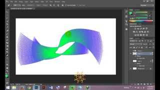 how to use pen tool photoshop bangla tutorial
