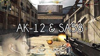 Advanced Rifleman #21: AK-12 & SA58