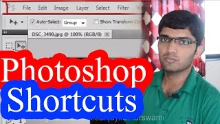 Photoshop shortcuts Easy to find and Remember