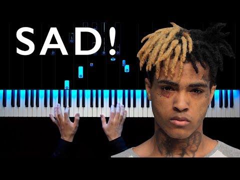 Xxx Mp4 XXXTENTACION SAD Piano Tutorial 3gp Sex