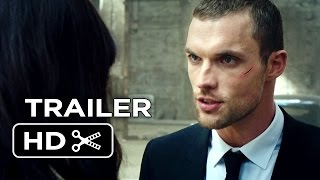 The Transporter Refueled Official Trailer #2 (2015) - Ed Skrein Action Movie HD