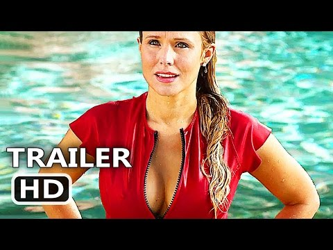 CHІPS Movie Clip Trailer 2017 Kristen Bell Comedy Movie HD
