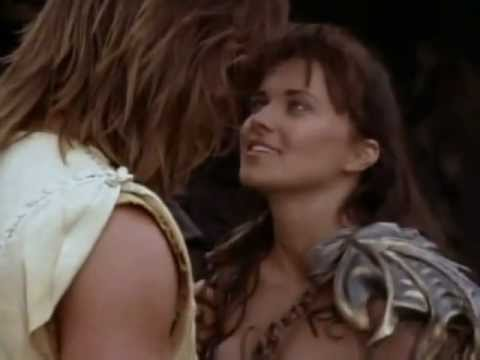 Xena Hercules or Ares Unfaithful