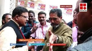 Kshiti Goswami to Reporter TV │Reporter Live