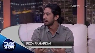 Reza Rahadian bercerita perannya di Film Ketika Tuhan Jatuh Cinta