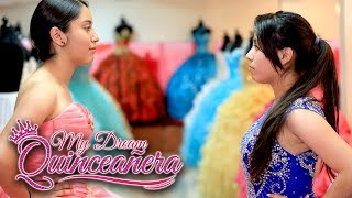 Battle of the Dresses | My Dream Quinceañera - Ana y Rosa Ep 2