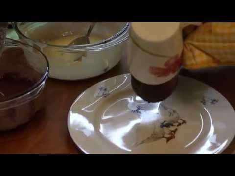Смотреть видео как сделать кекс в микроволновке
