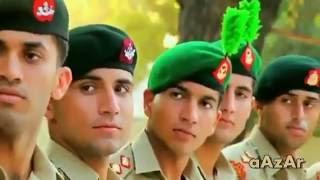 maine janma hai tujh ko watan ke liye / pakistani Army song