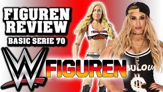 WWE Mattel CARMELLA - Basic Serie 70 | FIGUREN REVIEW & MEINUNG?!