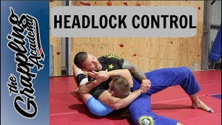 More Headlock Control - A Powerful Submission!