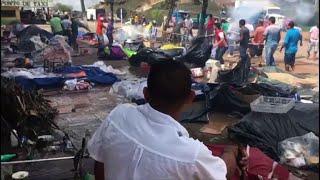 Venezuelan migrants continue to enter Brazil despite attacks