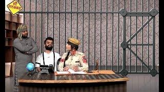 G Jnaab   Love You & Jeona Don   Comedy Show   Jus Punjabi