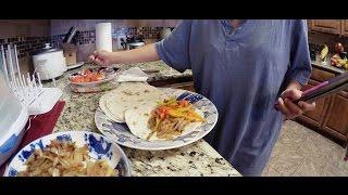 MASAK MAKANAN MEXICO | DAPUR VLOG