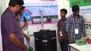 Project- E-TOILET SANITATION FOR KUTTANAD  (FLOOD AFFECTING LOW LAND AREAS)
