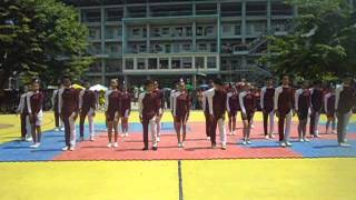 CEA Stallions 2013 Cheerdance Competition (COC PHINMA)