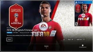 Cara Download Update FIFA 18 World Cup, Gratis!