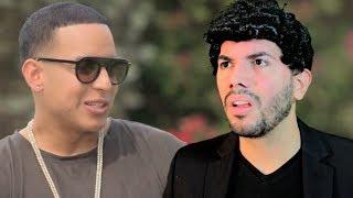 Daddy Yankee habla de su relación con Don Omar (Parodia)