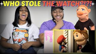 "SML Movie: ""The Watch!"" REACTION!!!"