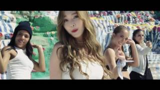 JESSICA 제시카 Feat Fabolous FLY Official Music Video 1 hour loop
