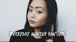 Everyday Makeup Routine! 2017 + GIVEAWAY (closed)