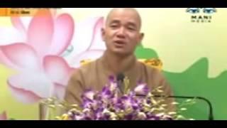 Thầy Thích Thiện Thuận giảng chủ đề Ghen