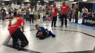 ASOJJ:Kaylee Myung- Gi Round2 @ The Good Fight NY Summer Classic 2017