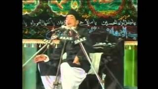 Allama Zameer akhtar naqvi - Fazayel e Ali Asghar a.s aur Ali Akbar a.s